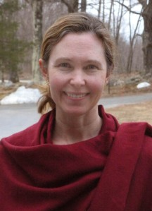 Lama Willa Miller Collaborates with Mountain Spirit on Mindfulness in Mtns Program