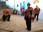 Band Chimu Inka,  Cusco, Circa 2003